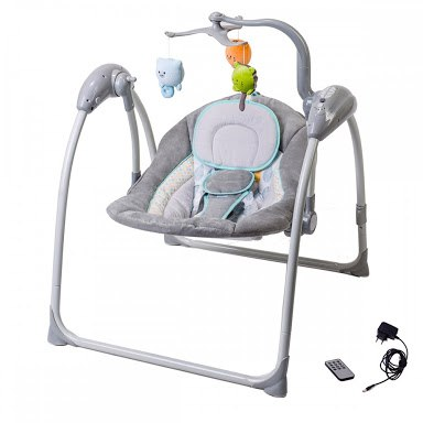 Balancelle / transat bébé électrique LILOU 2